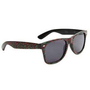 Accessories - 🎀3/$22🎀 Cherry🍒 Wayfarer Style Sunglasses